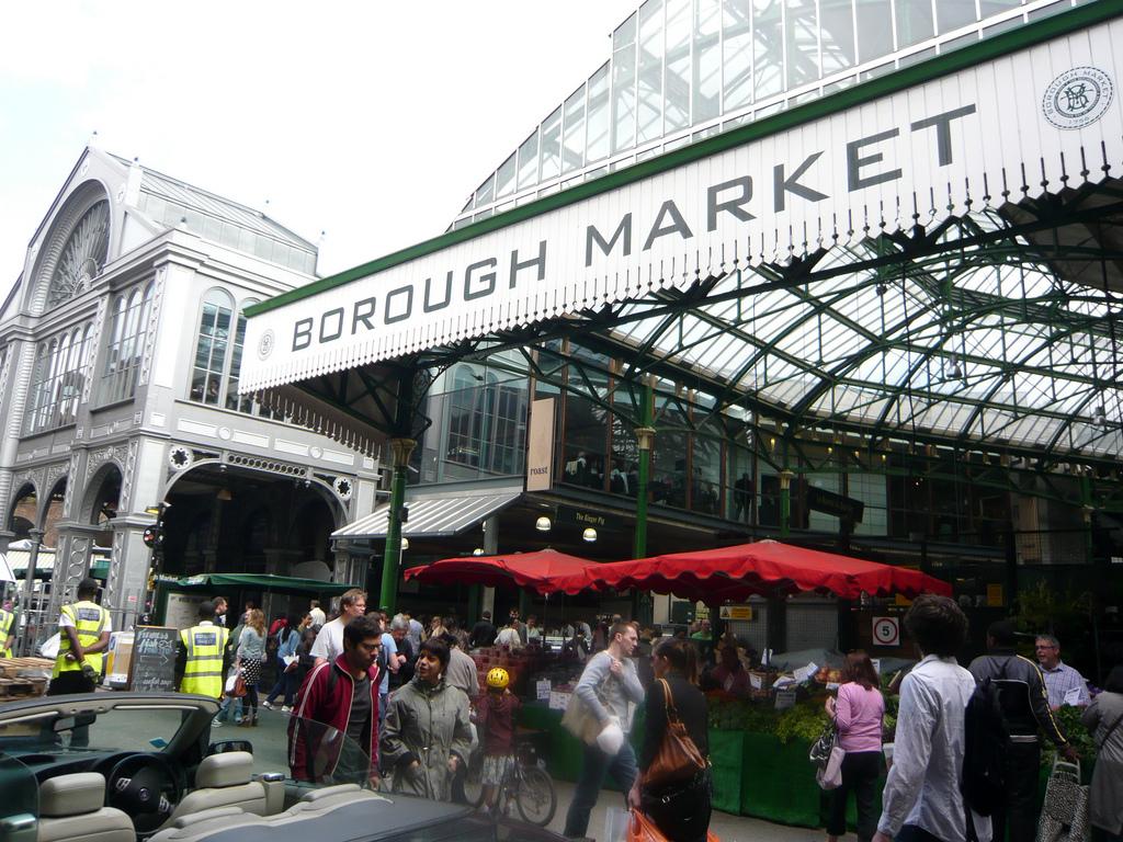 London Street Food Markets Friday