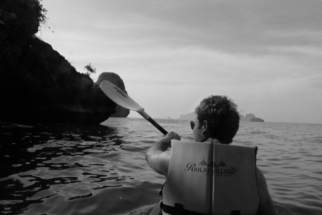 kayak thailand