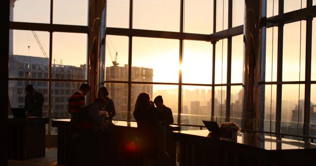 Grand Hyatt view