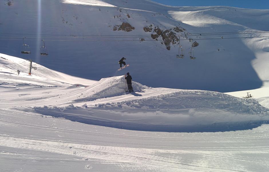 Snow Park - Boí Taüll