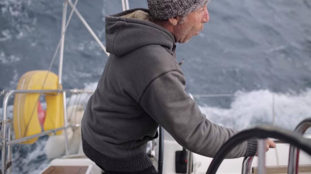 Captain, sailing in Menorca