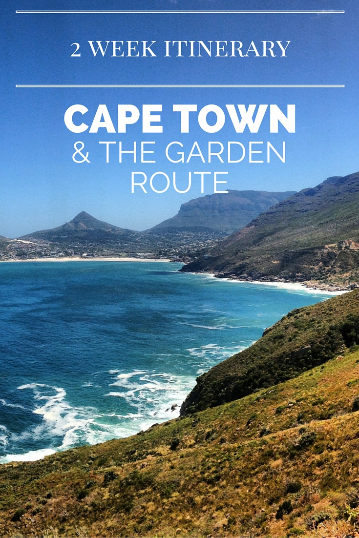 The Garden Route South Africa Itinerary