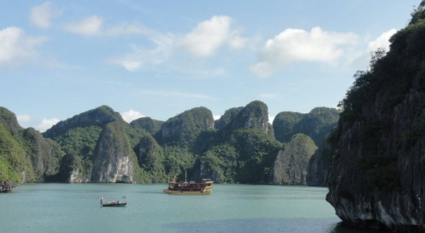 First Time Traveler to Vietnam