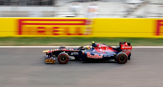 F1 Grand Prix in Korea